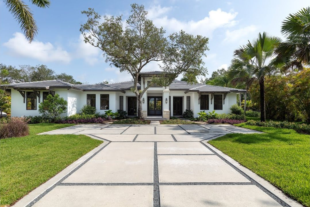 Recently Sold New Construction | 10325 SW 69 Ave, Pinecrest