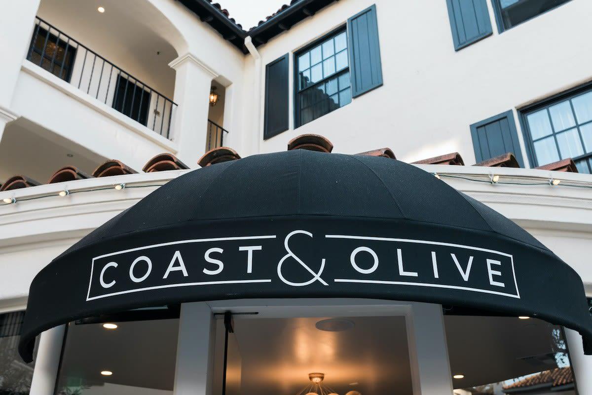 Coast & Olive's Local Focus at the Montecito Inn