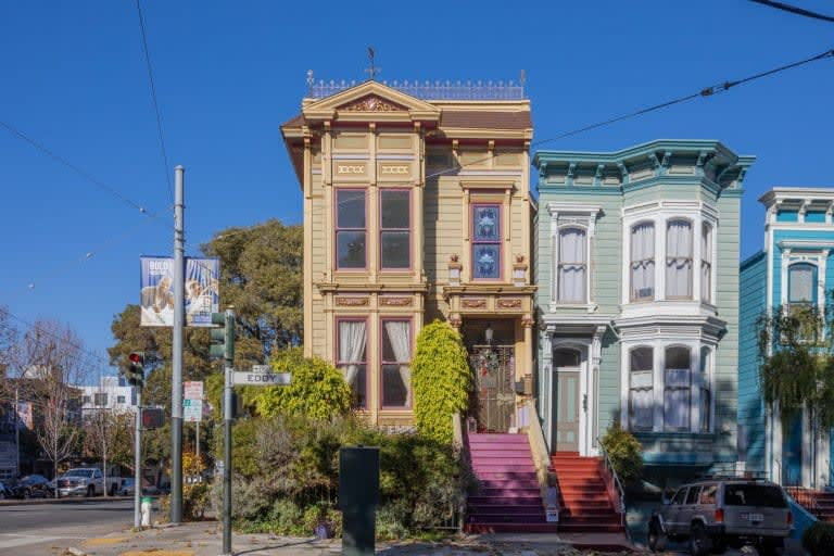This historic Victorian is going places