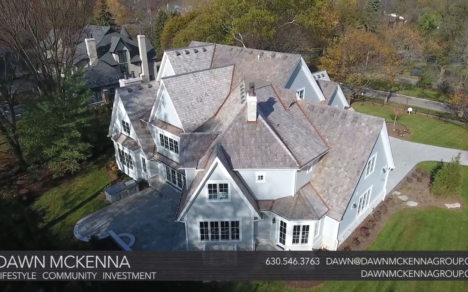 510 WOODLAND STREET, HINSDALE, IL DAWN MCKENNA GROUP video preview