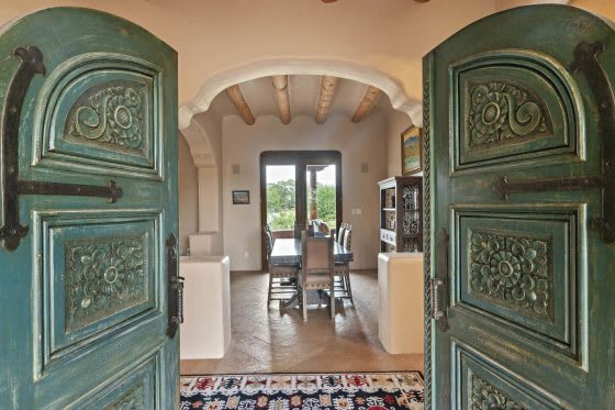 Dramatic Doorways | Five Homes with Colorful Front Doors