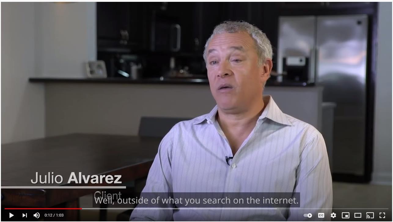 Julio Alvarez video preview