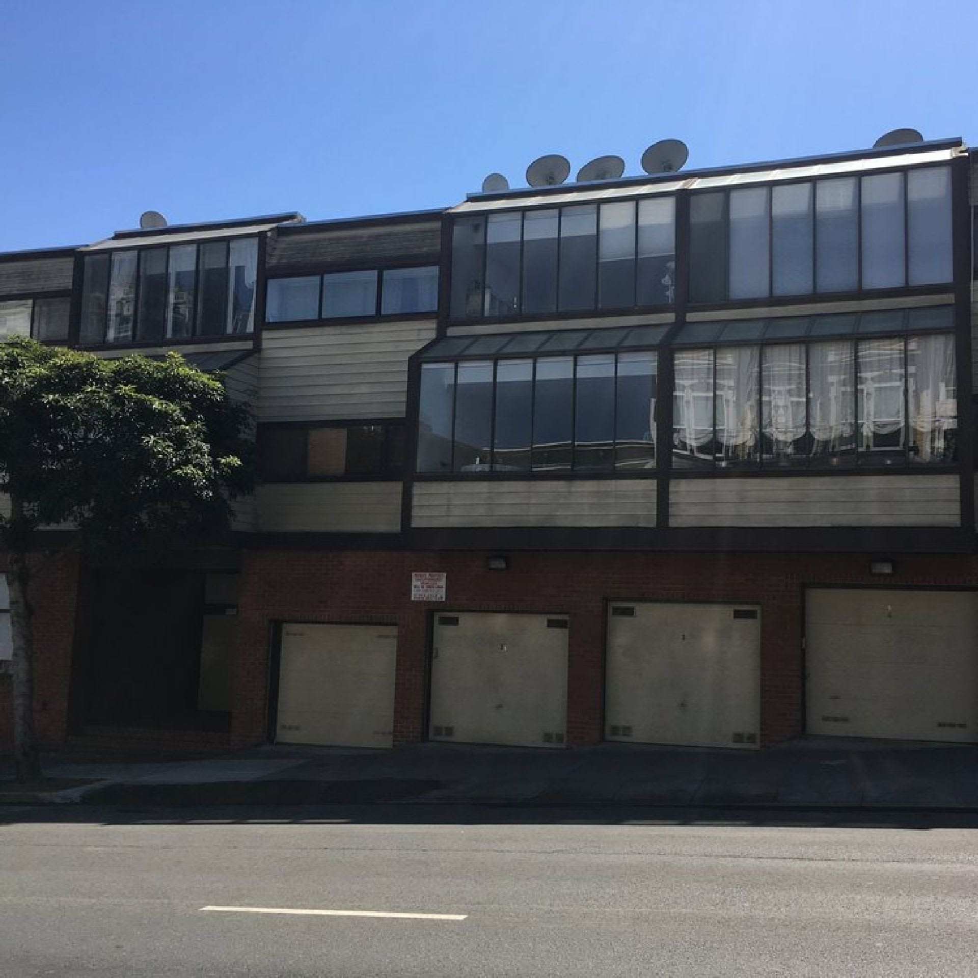 2BR/2BA condo in Lower Pacific Heights