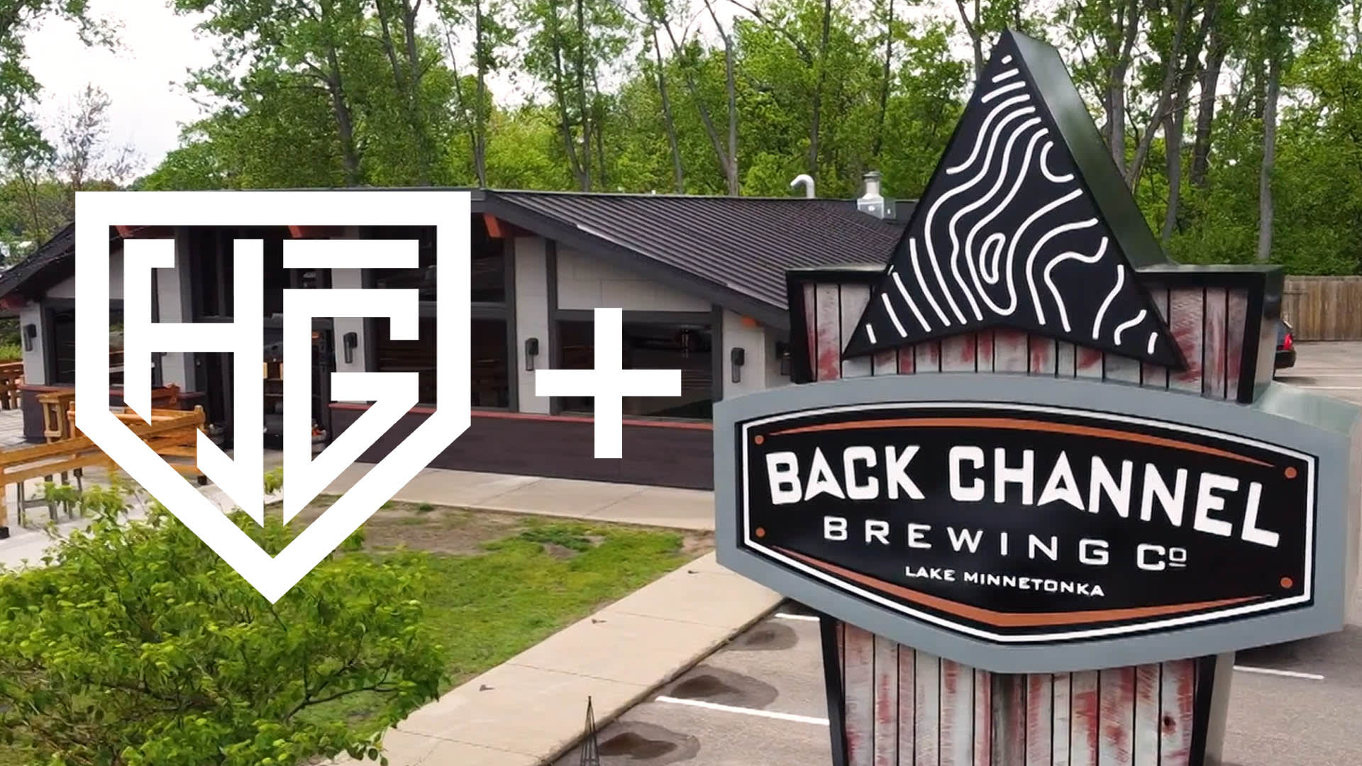 A Brewery On the Lake! Back Channel Brewing | Hancock Group Small Business Spotlight video preview