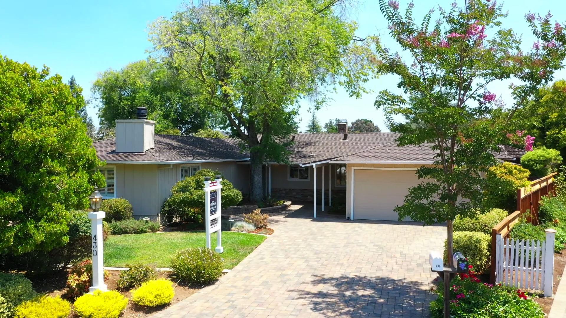 430 Los Pajaros Ct, Los Altos, CA 94024 video preview