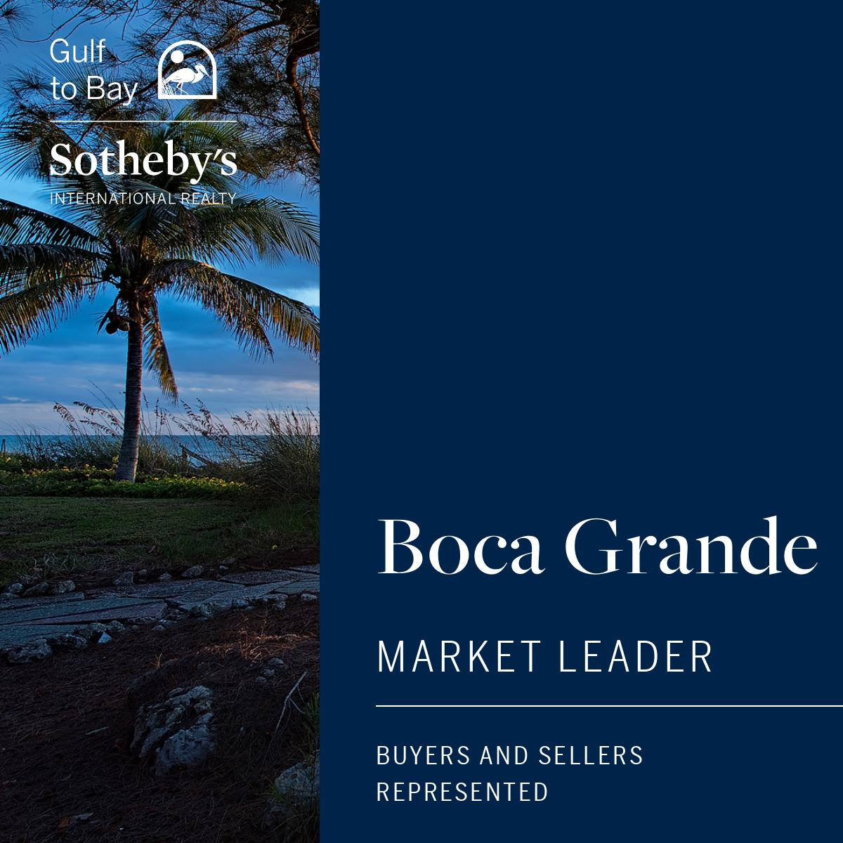 The Market Leaders in Boca Grande, FL