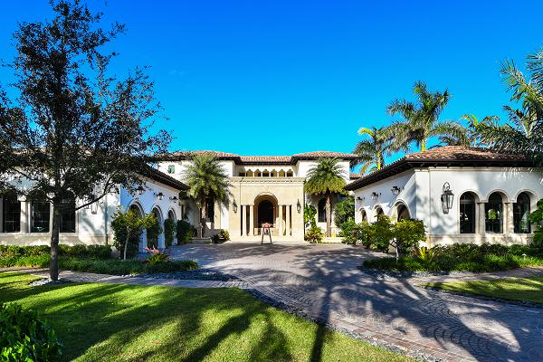 This $24 million Miami mansion is for sale — and there