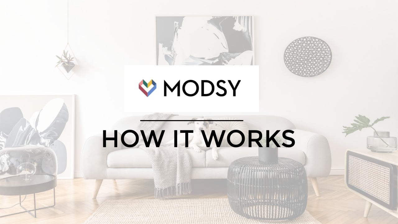 MODSY - Promo Code + How it works! video preview