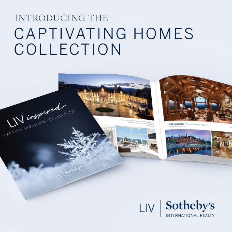Captivating Homes Collection Book