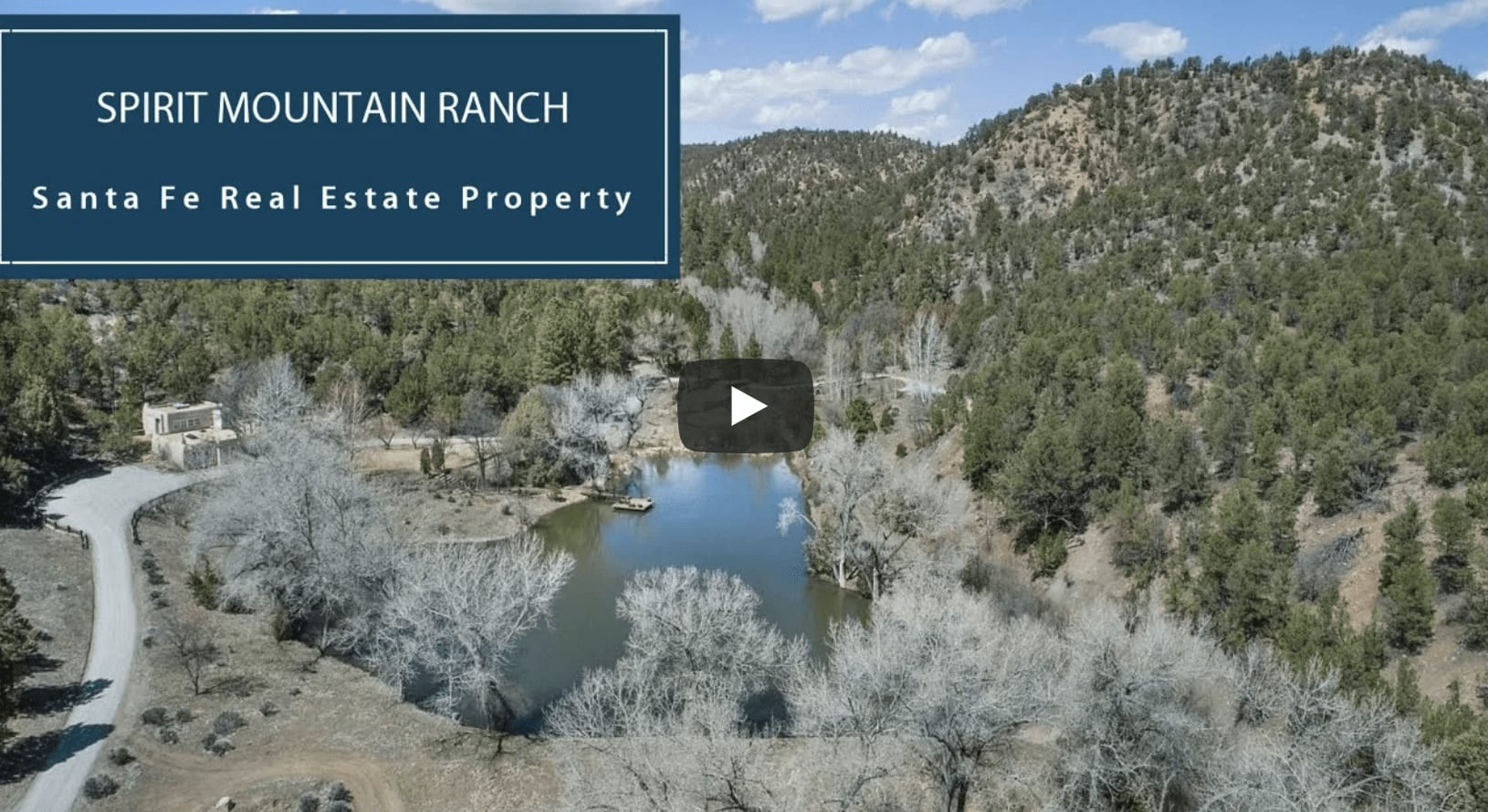 366 ACRES LOCATED JUST OUTSIDE OF SANTA FE | SPIRIT MOUNTAIN RANCH video preview