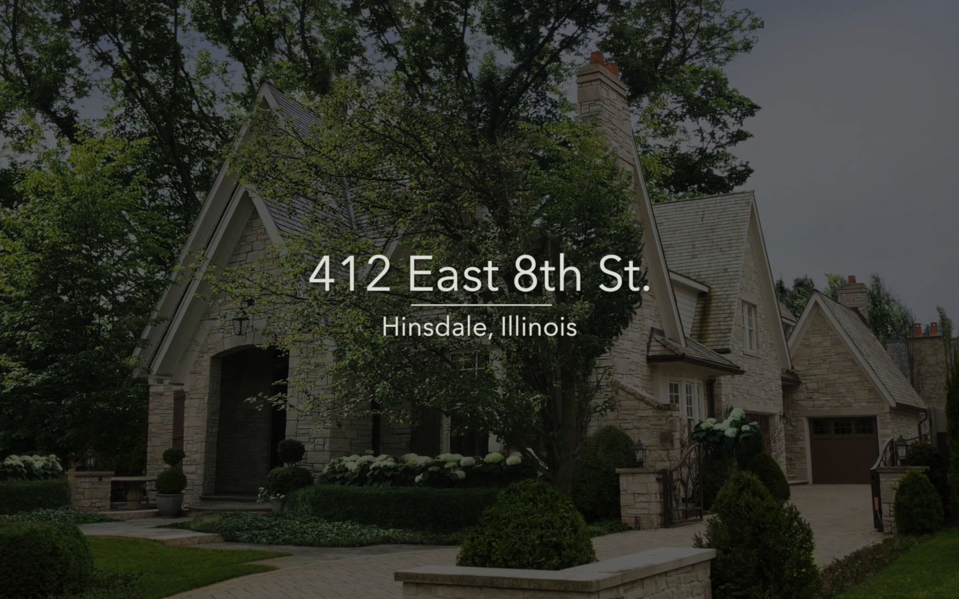 412 EAST 8TH, HINSDALE, IL DAWN MCKENNA GROUP video preview