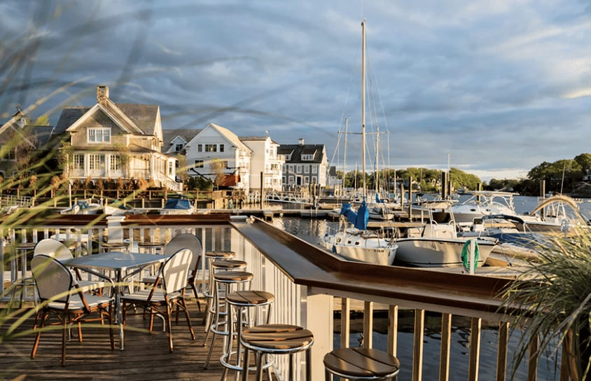 5 Best Waterfront Restaurants from Rowayton to Fairfield