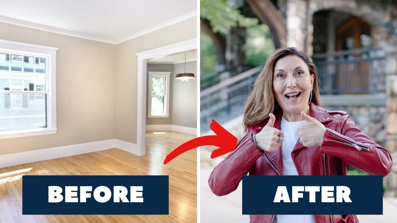 Number ONE way to sell your home for top dollar I Staging your home before selling video preview