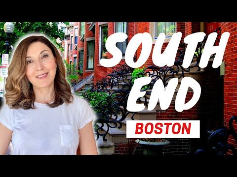 Boston Neighborhoods II South End video preview