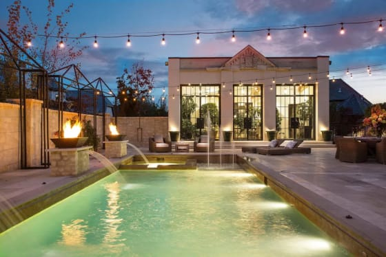 The Life Aquatic   4 More Homes With Architectural Water Features