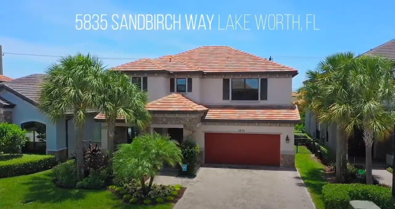 5835 Sandbirch Way, Lake Worth, FL video preview