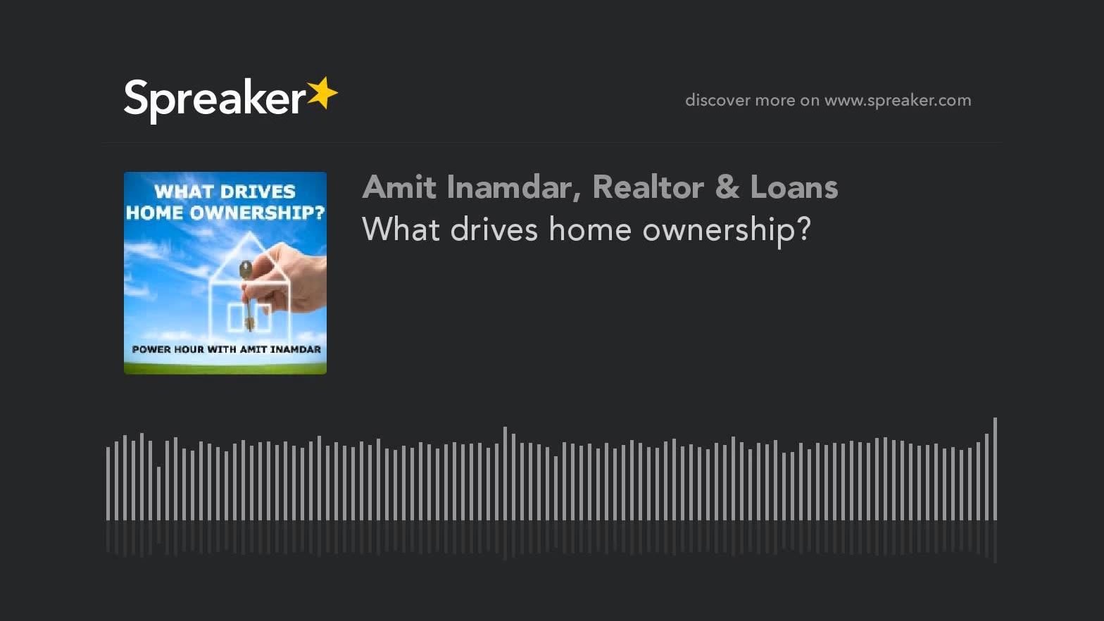 What Drives Home Ownership? video preview
