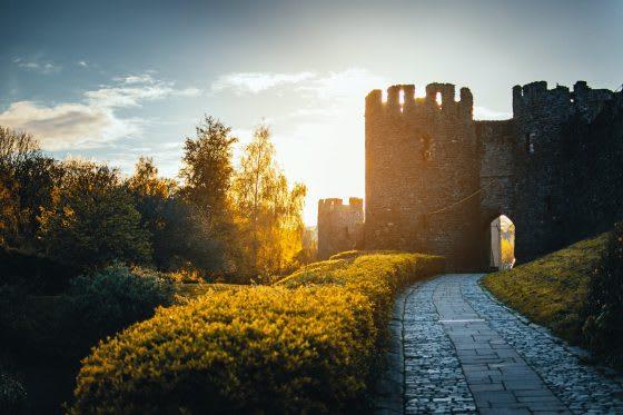Mood Board: Castles