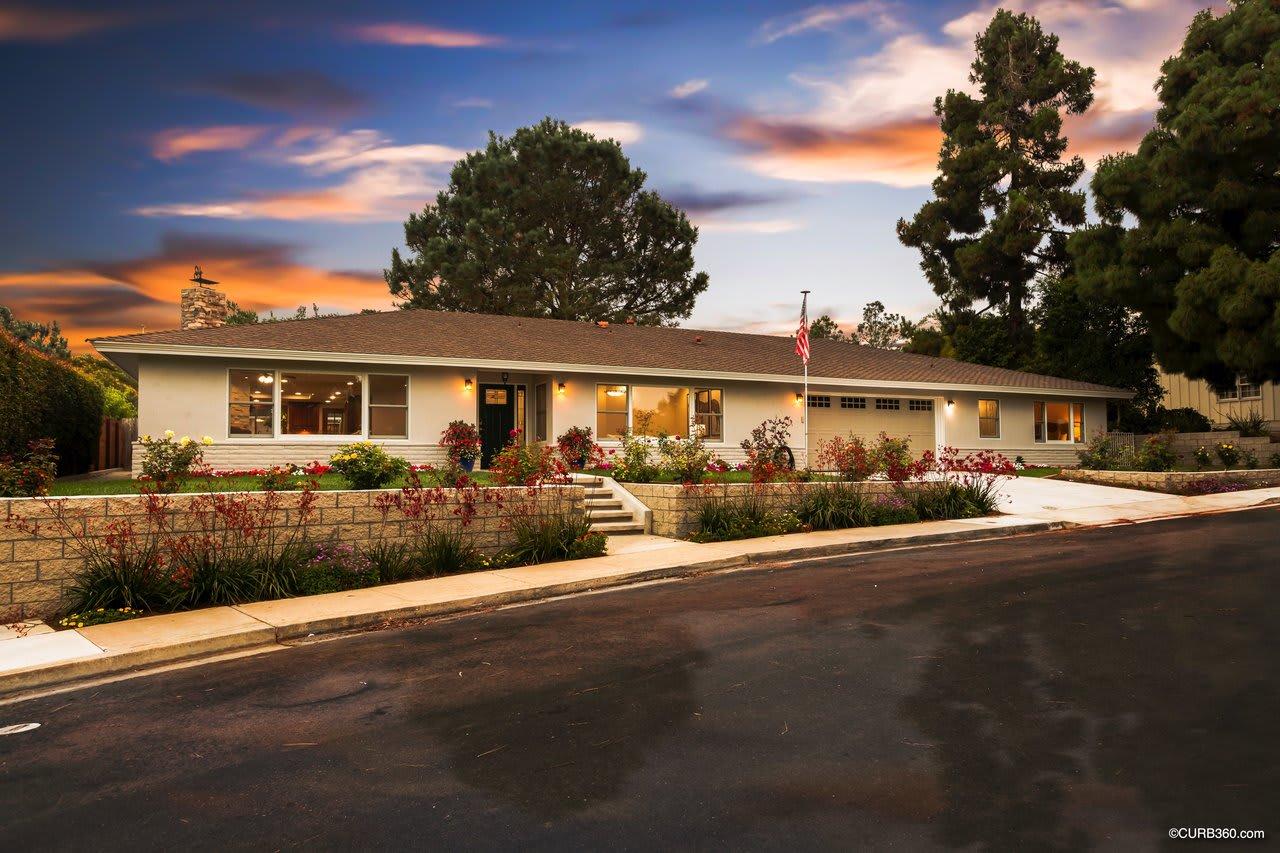 3701 Cedarbrae Lane, San Diego , CA 92106 video preview