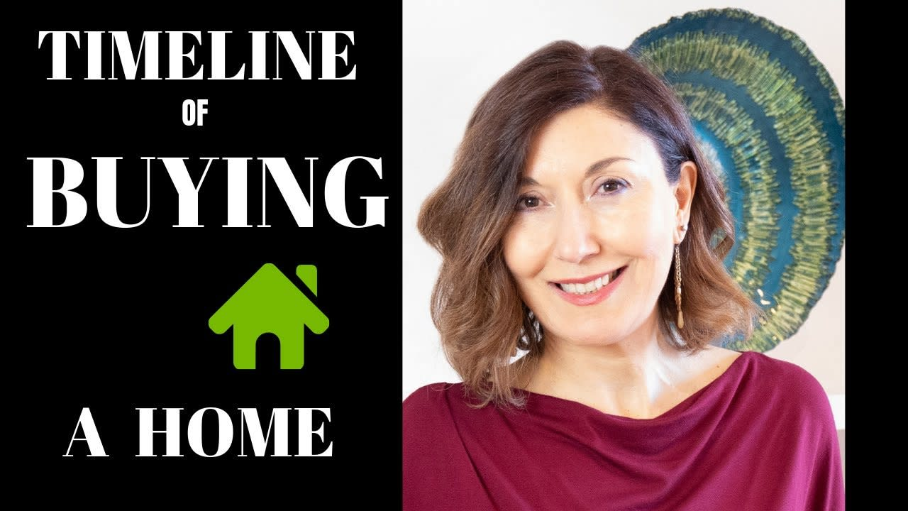 Timeline of Buying a House video preview