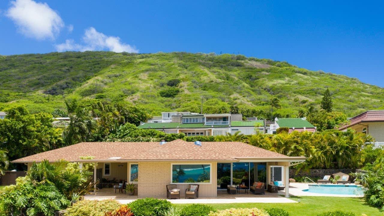 193 Poipu Drive, Honolulu, Hawaii video preview