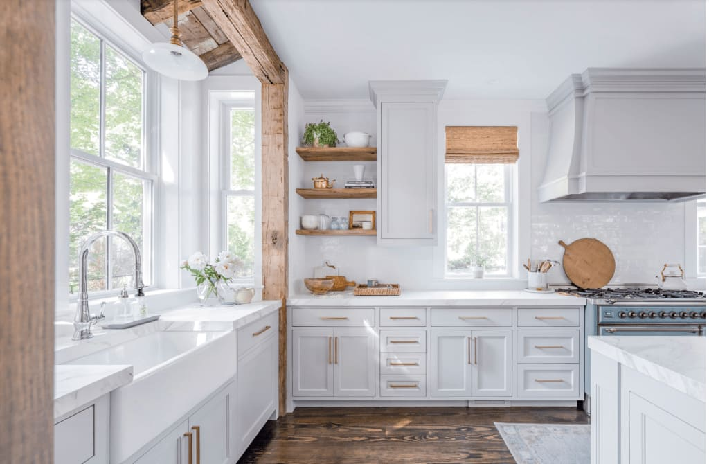 Creating a Rustic Vibe With Wood Decor
