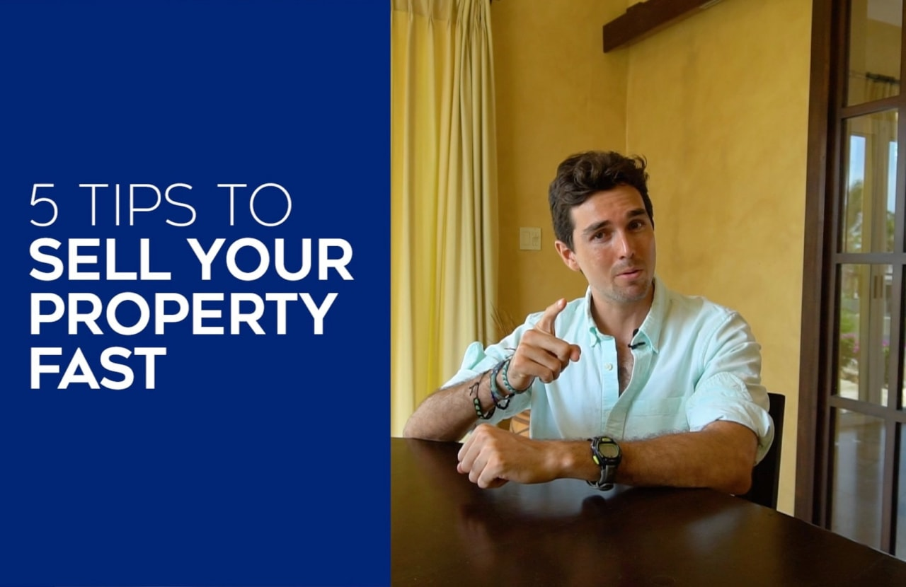 5 TIPS TO SELL YOUR PROPERTY FAST