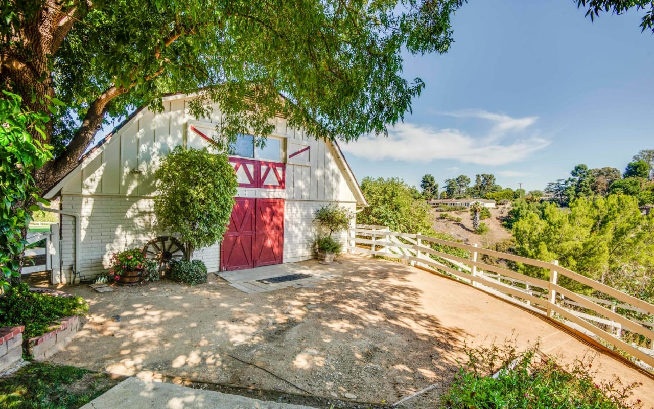 8 Acre Estate in Rolling Hills