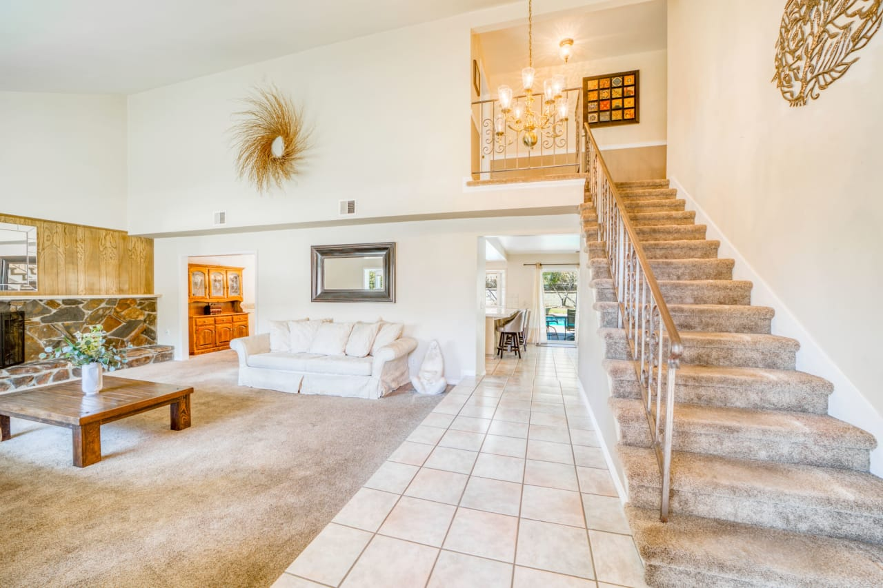 Ideally Situated Saratoga Hills Home
