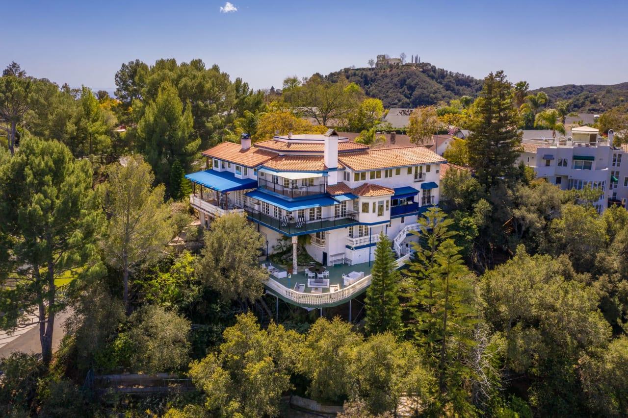 Brentwood Hills Tuscan Villa