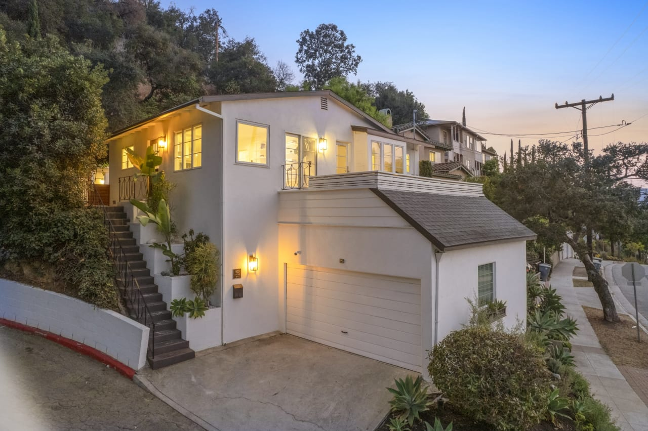 Adams Hill Home with Majestic Views