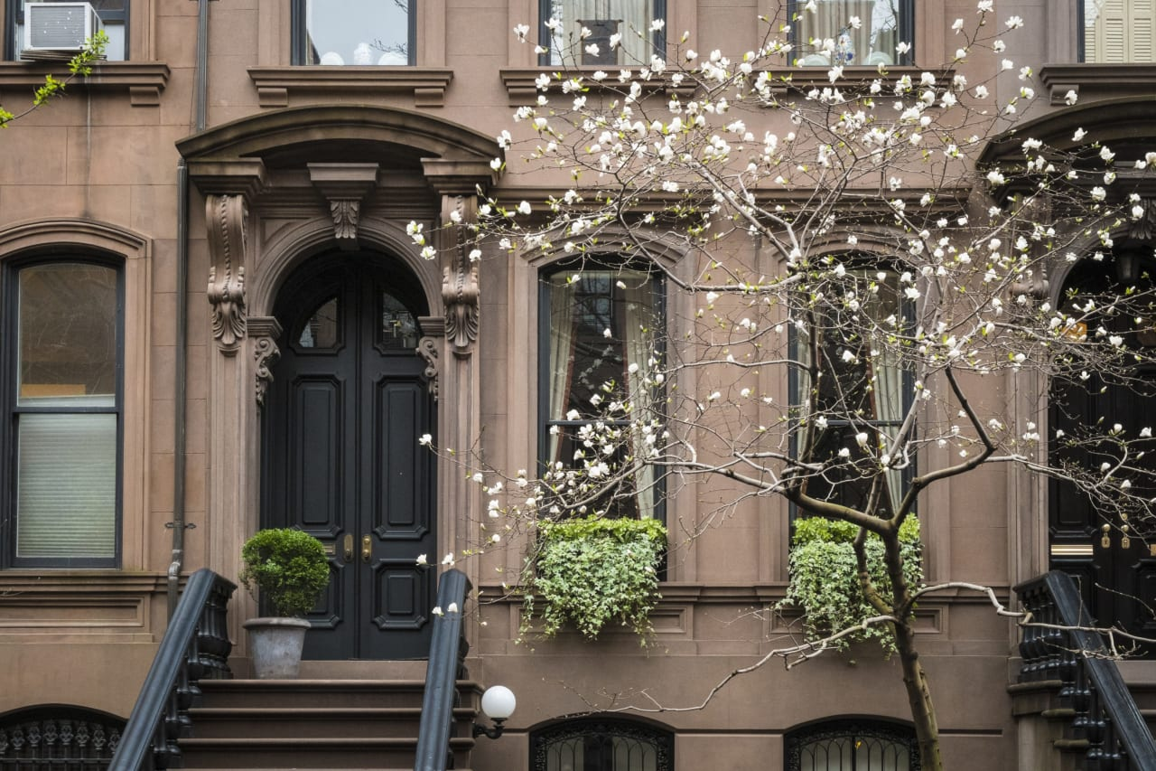 """$30M NYC Brownstone from """"The Undoing"""" is a Thrilling Sale"""