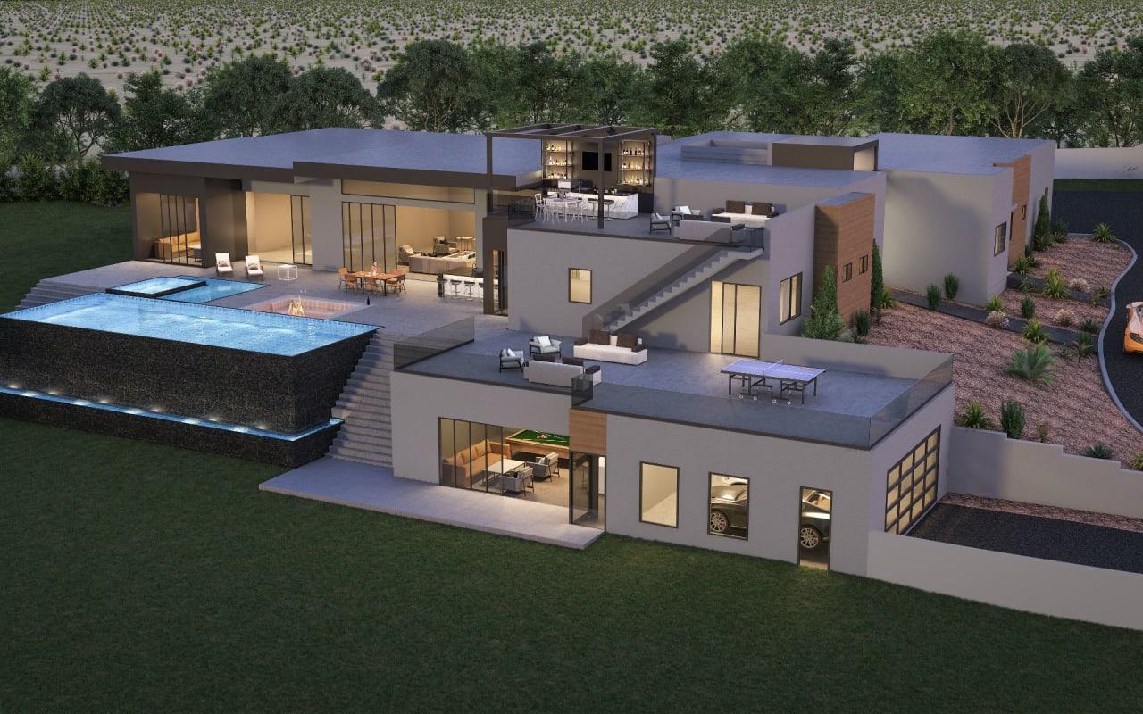 7243 N Lakeside Lane, Paradise Valley, AZ