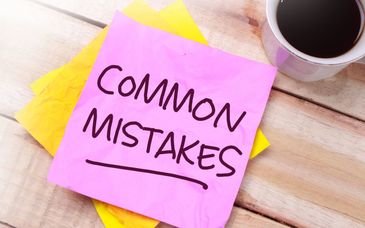 Sellers: Don't Make This Common Mistake