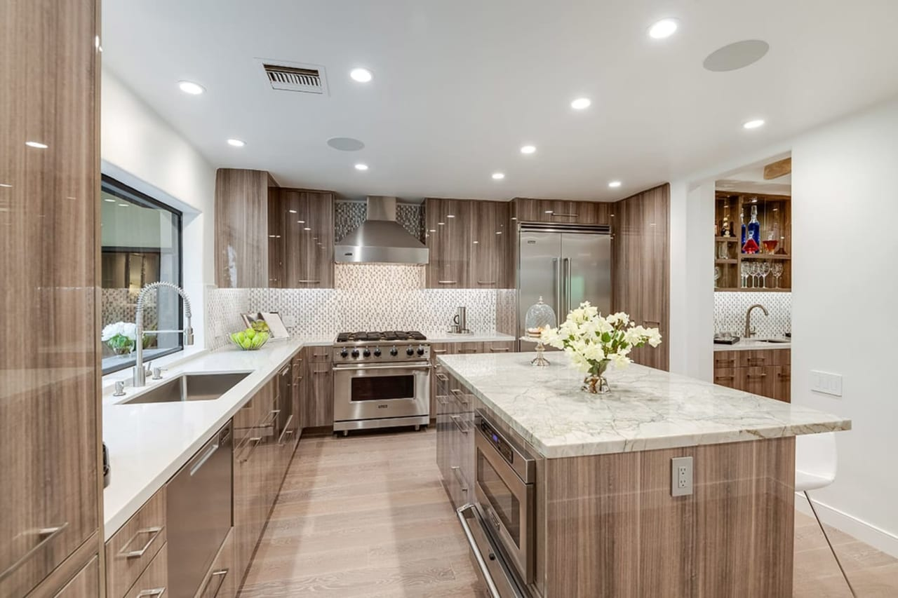 Exquisitely Remodeled Century Woods Condominium