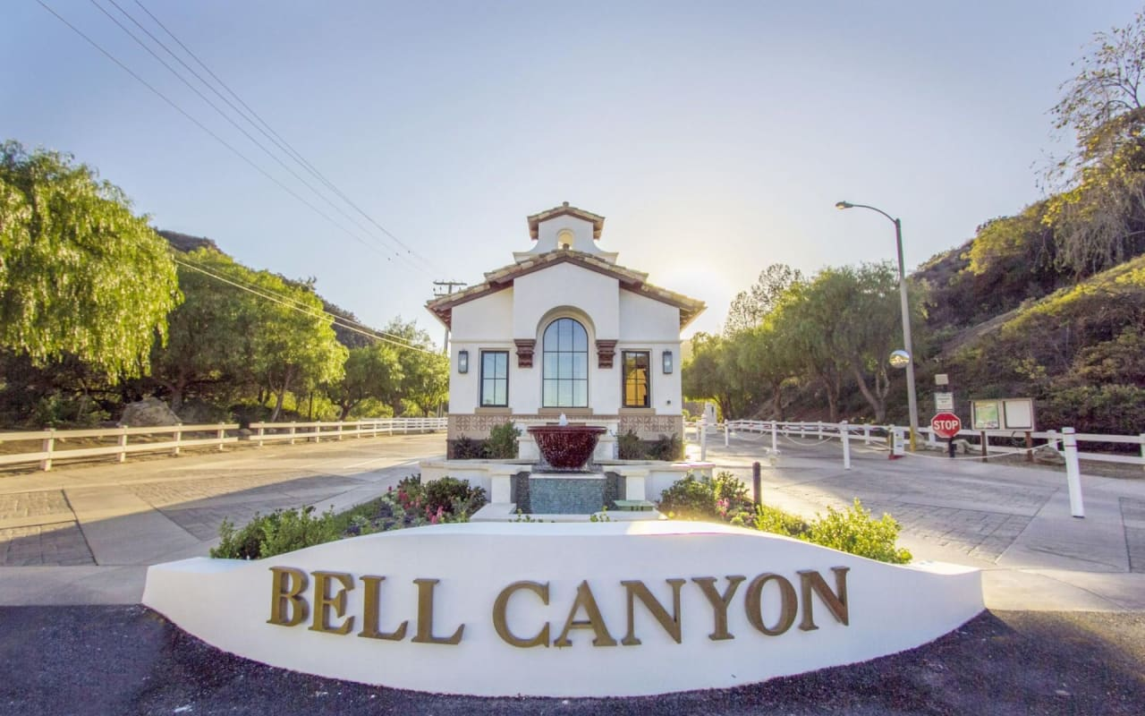 Bell Canyon