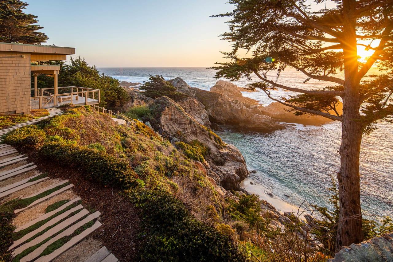 Carmel Highlands Getaway - 30650 Aurora Del Mar