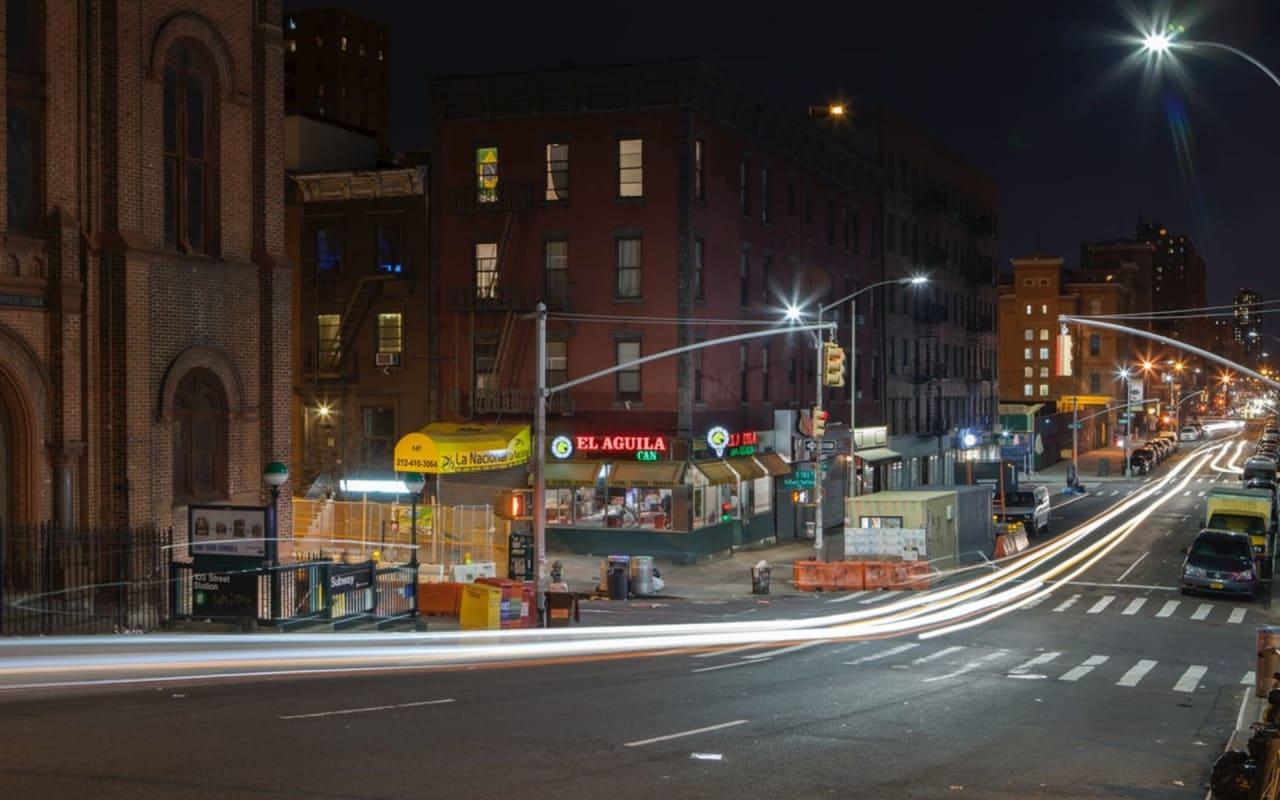 Harlem & Morningside Heights