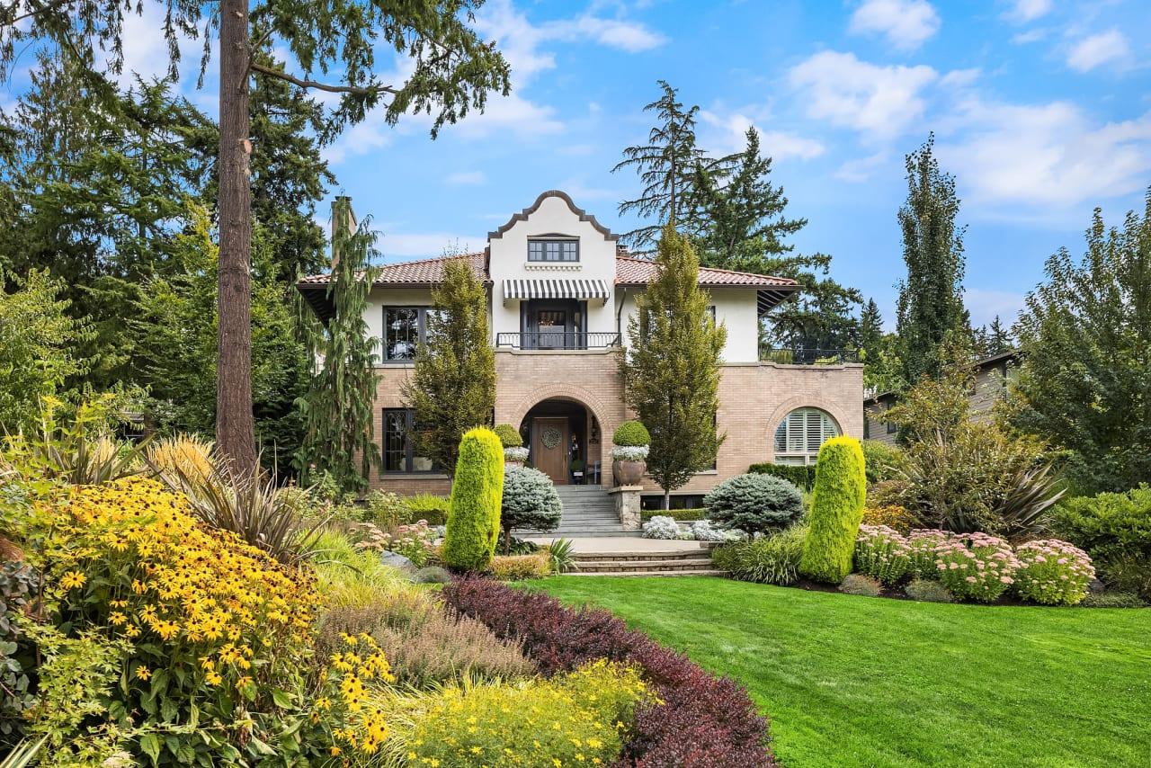 Mercer Island's Most Historic Mansion