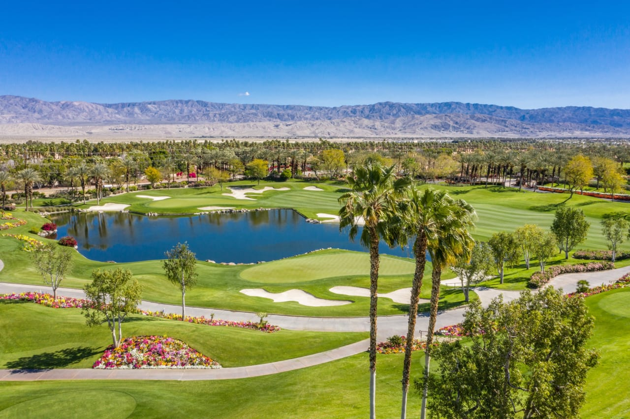 Desert Island Golf and Country Club