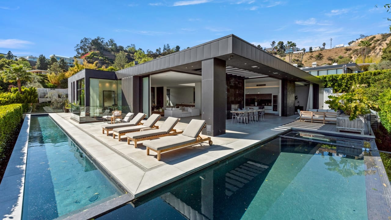 Doheny Estates Architectual Masterpiece