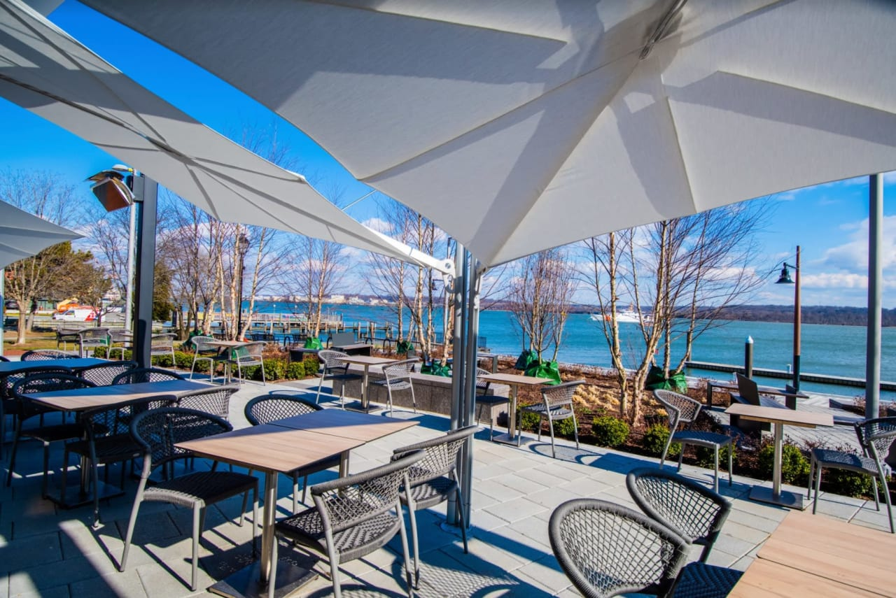 Where to dine Alfresco in Northern Virginia