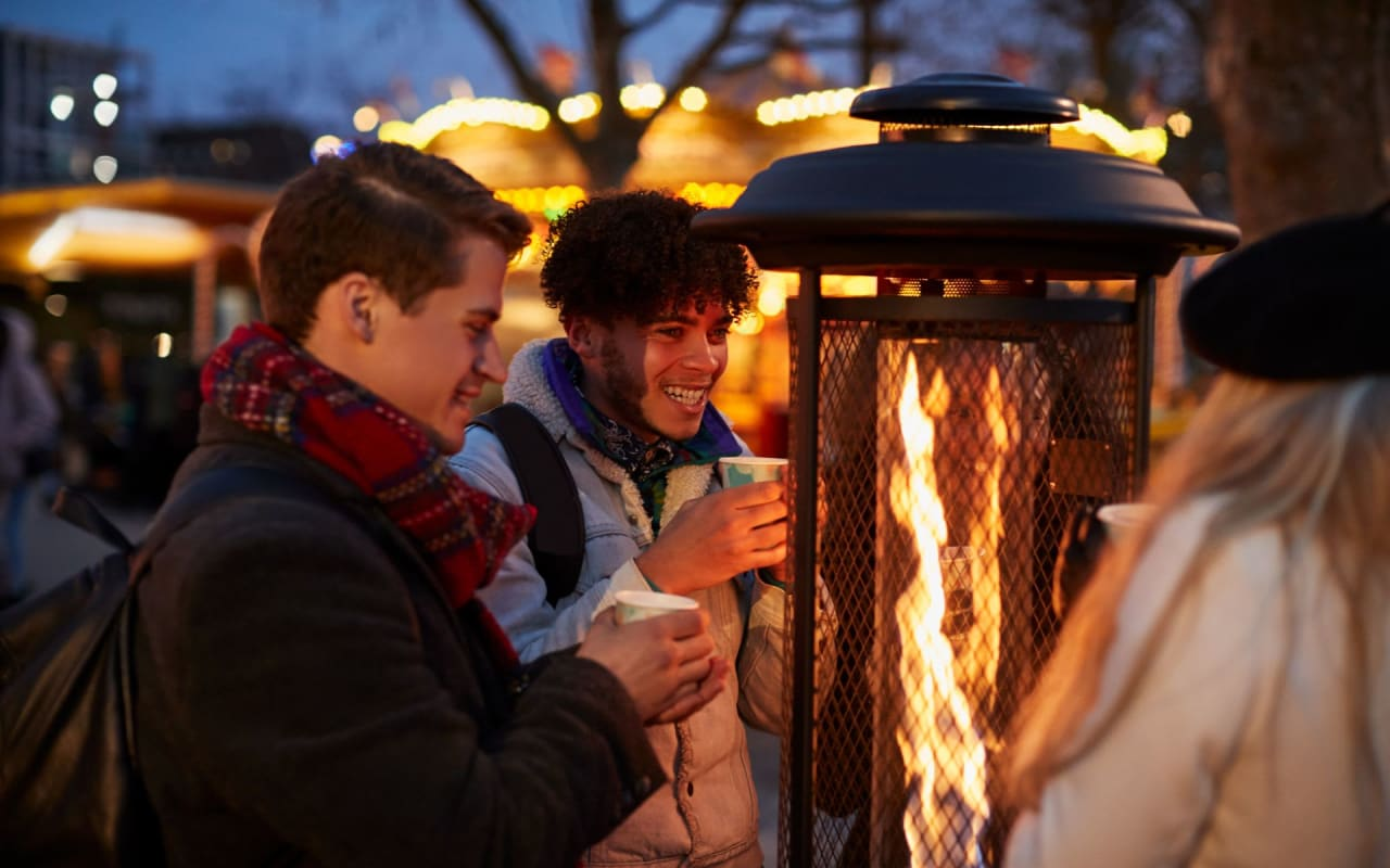 Heating Options for Outdoor Spaces