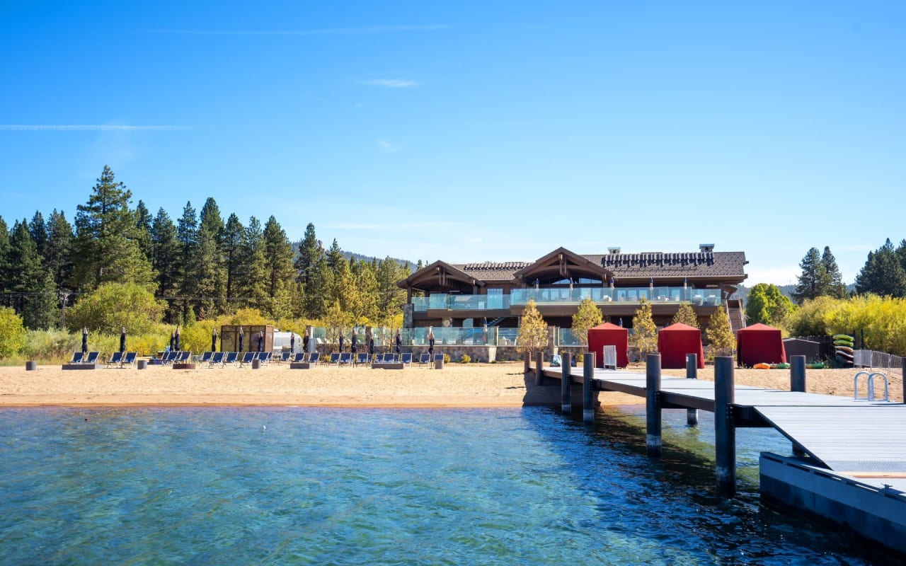 Tahoe Beach Club - Luxury Rental on Lake Tahoe