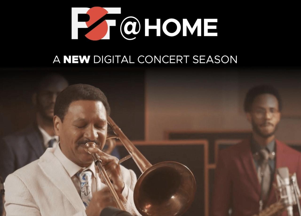 Performance Santa Fe Virtual Concert Series