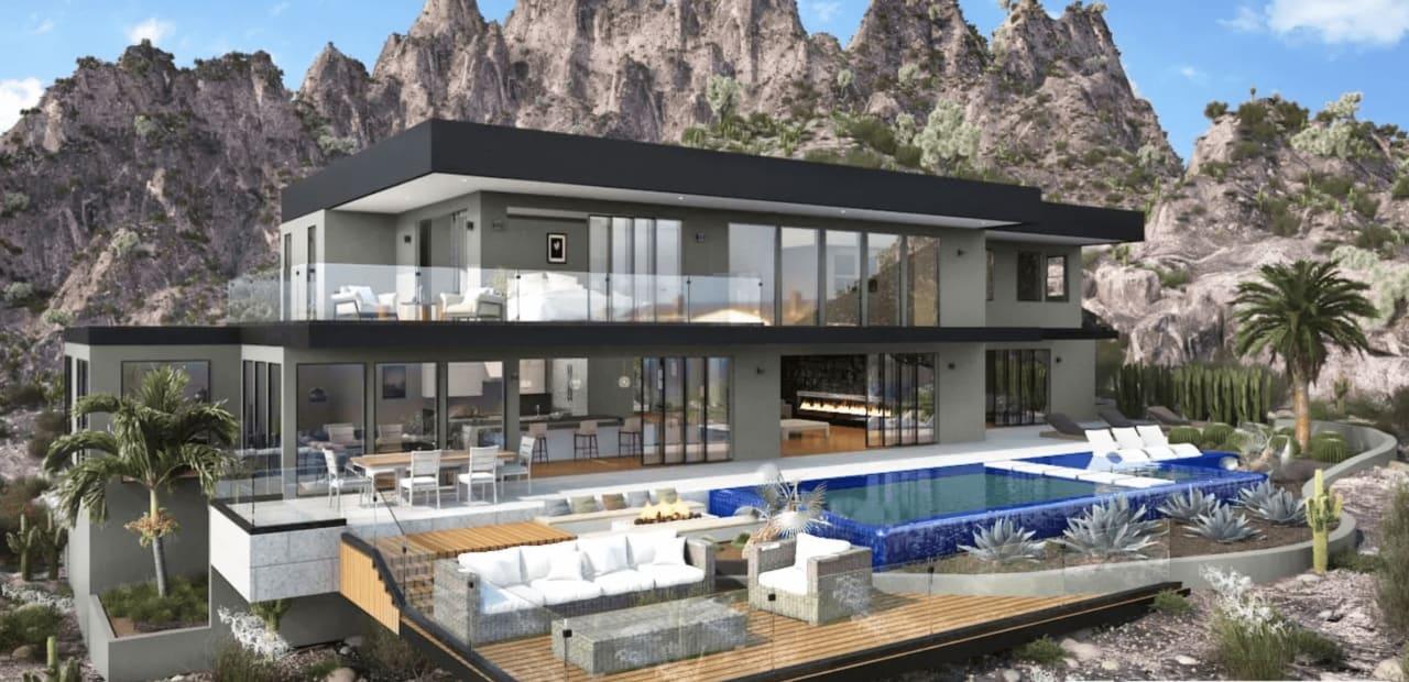 7545 N Silvercrest Way, Paradise Valley, AZ