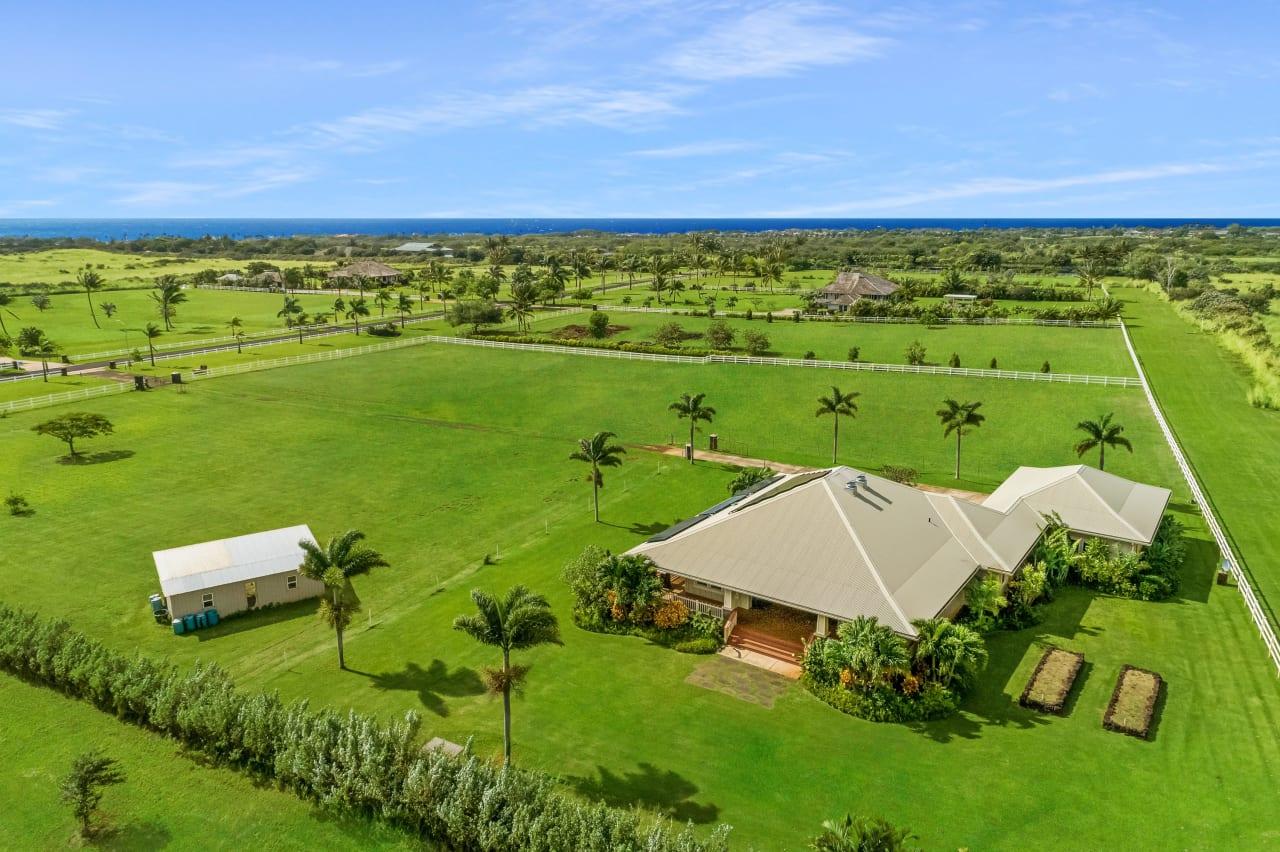 Kauai Real Estate Update, Poipu Aina Home SOLD, New Poipu Beach Roundabout, Alaska Airlines Bullish On Hawaii