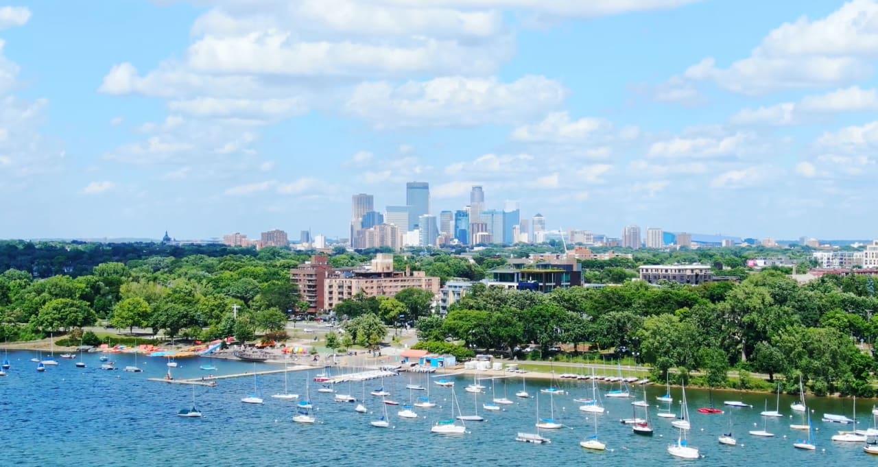 Minneapolis Lakes