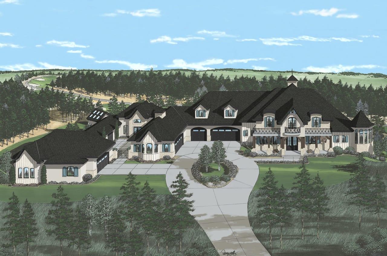 Featured Homes - Colorado Springs Parade of Homes