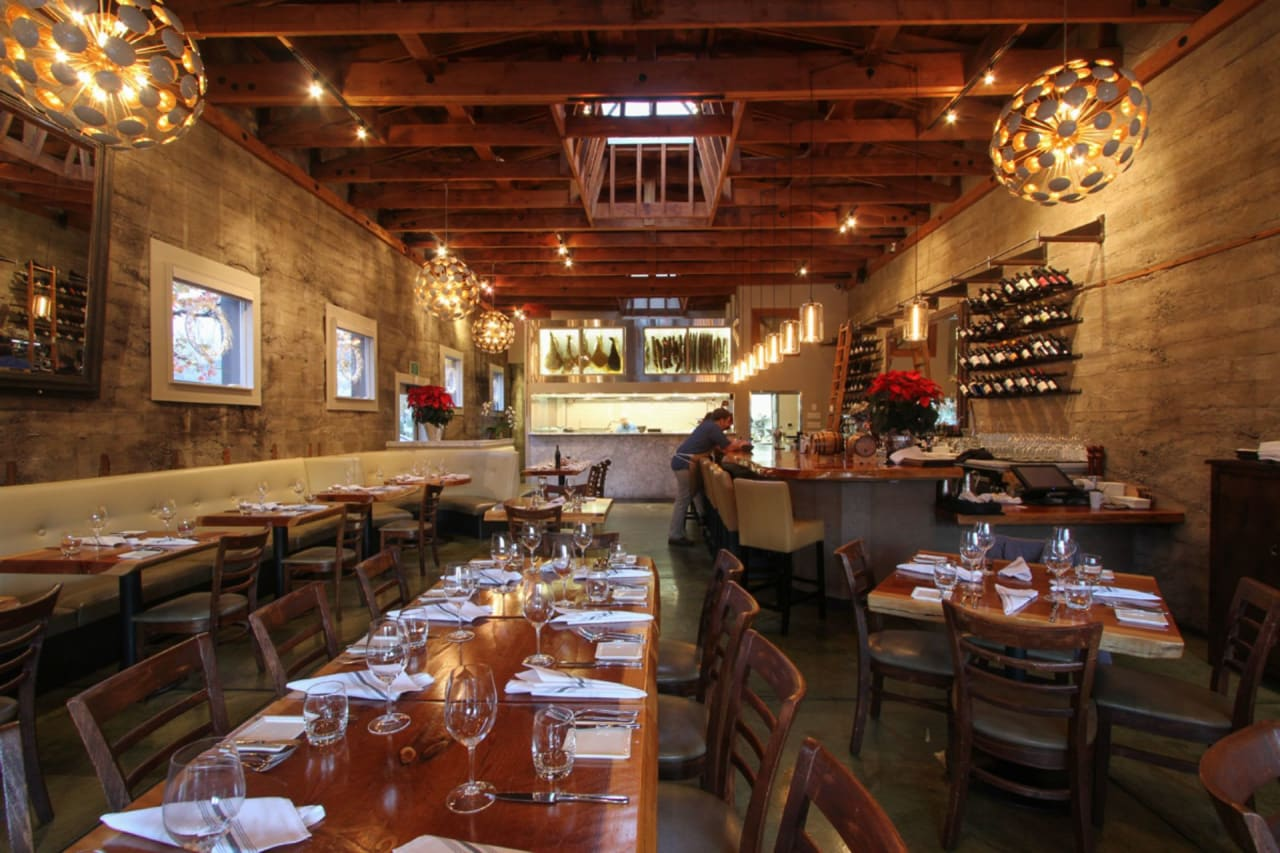 Award-Winning Restaurants in Healdsburg